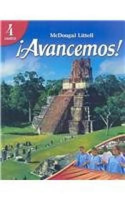 ¡avancemos!: Student Edition 2007 - McDougal Littel (Prepared for publication by)