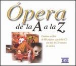Ópera de la A a la Z