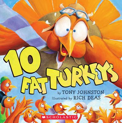 10 Fat Turkeys - Johnston, Tony