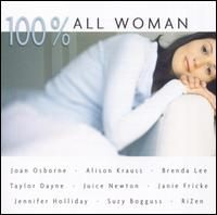 100% All Woman - Various Artists