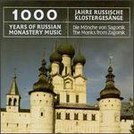 1000 Years of Russian Monastery Music