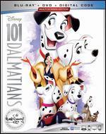 101 Dalmatians [Signature Collection] [Includes Digital Copy] [Blu-ray/DVD]