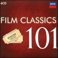 101 Film Classics - Alastair Ross (organ); András Schiff (piano); Beaux Arts Trio; Berit Lindholm (soprano); Birgit Nilsson (soprano); Brigitte Fassbaender (contra-alto); Christopher Hirons (violin); Christopher Hogwood (harpsichord); Claudia Hellmann (mezzo-soprano)