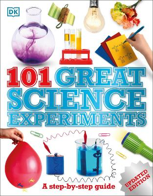 101 Great Science Experiments - DK