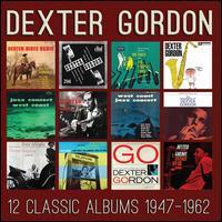 12 Classic Albums: 1947-1962 - Dexter Gordon