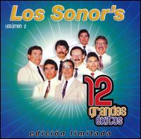 12 Grandes Exitos, Vol. 2 - Los Sonor's