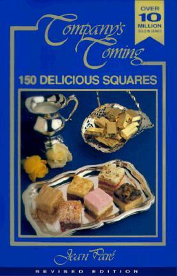 150 Delicious Squares - Pare, Jean