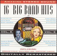 16 Big Band Hits, Vol. 8 - Various Artists
