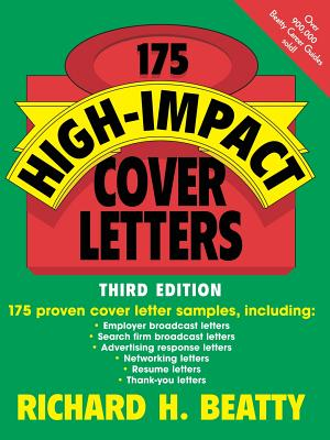 175 High-Impact Cover Letters - Beatty, Richard H