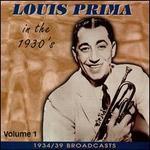 1934-1939 Broadcasts, Vol. 1