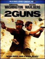 2 Guns [2 Discs] [Includes Digital Copy] [Blu-ray/DVD]