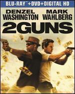 2 Guns [2 Discs] [Includes Digital Copy] [UltraViolet] [Blu-ray/DVD] [Fandango Movie Cash]
