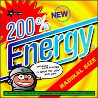 200% Energy - Various Artists