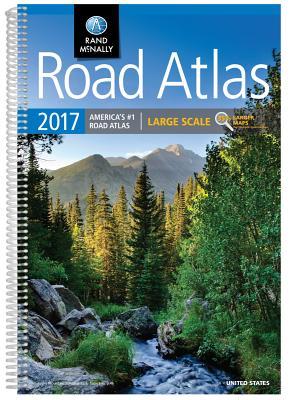 2017 Road Atlas Large Scale: Lsra