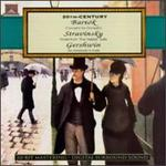 20th Century: Bartok; Stravinsky; Gershwin