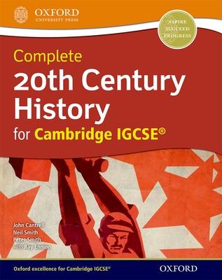 20th Century History for Cambridge IGCSE (R) - Cantrell, John