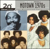 20th Century Masters - The Millennium Collection: Motown 1970s, Vol. 2 - Various Artists