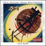 20th Century Organ Masterworks: Shostakovich, Hindemith, Pärt, Heiller