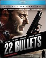 22 Bullets [2 Discs] [Blu-ray/DVD]