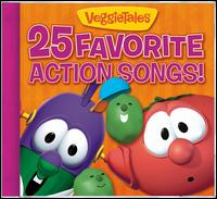 25 Favorite Action Songs! - VeggieTales