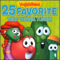 25 Favorite Very Veggie Tunes - VeggieTales