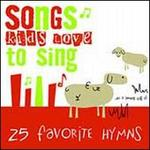 25 Hymns Kids Love to Sing