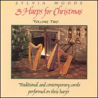 3 Harps For Christmas Volume Two - Sylvia Woods