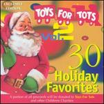 30 Holiday Favorites: Toys for Tots, Vol. 2 [Exclusive Edition]