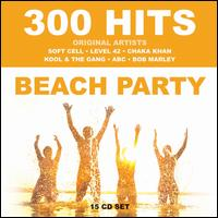 300 Hits: Beach Party - Various Artists