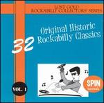 32 Original Historic Rockabilly Classics, Vol. 1