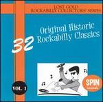 32 Original Historic Rockabilly Classics, Vol. 1
