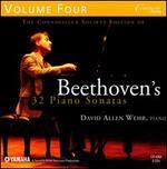 32 Piano Sonatas 4