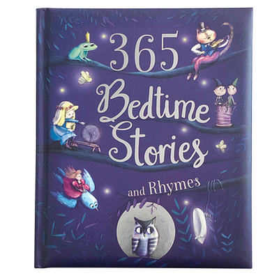 365 Bedtime Stories and Rhymes - Cottage Door Press (Editor), and Parragon Books (Editor)