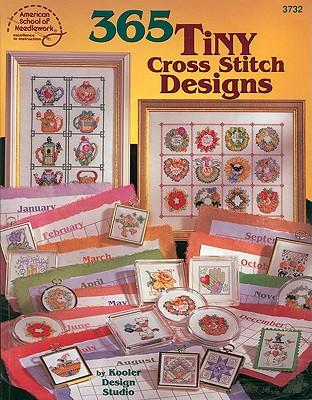 365 Tiny Cross Stitch Designs - Kooler Design Studio