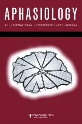 39th Clinical Aphasiology Conference: A Special Issue of Aphasiology - Armstrong, Beth (Editor)
