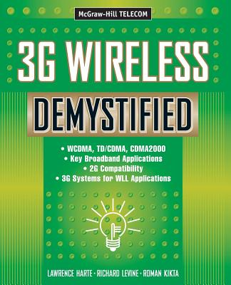 3g Wireless Demystified - Harte, Lawrence J