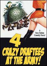 4 Crazy Draftees at the Army - Marino Girolami