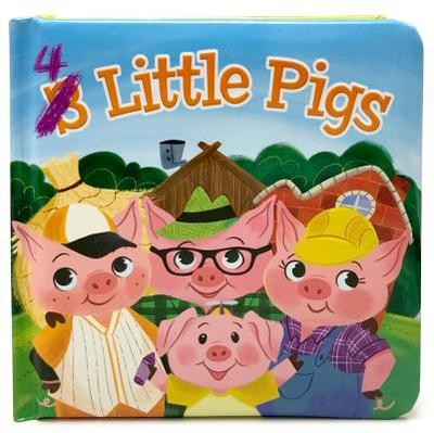 4 Little Pigs - Crowe, Carmen
