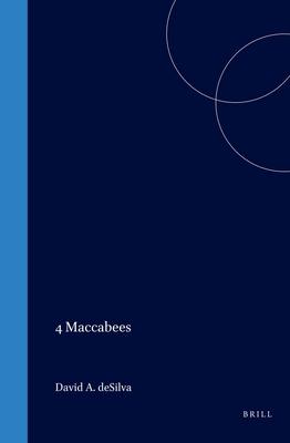 4 Maccabees - DeSilva, David A.