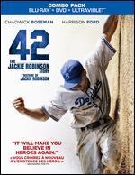 42 [Bilingual] [Includes Digital Copy] [UltraViolet] [Blu-ray/DVD] - Brian Helgeland