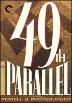 49th Parallel [2 Discs] [Criterion Collection] - Michael Powell