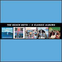 5 Classic Albums - The Beach Boys