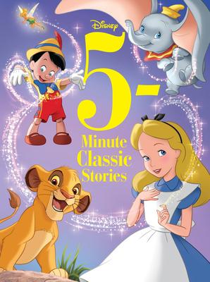 5-Minute Disney Classic Stories - Disney Books