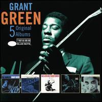 5 Original Albums - Grant Green