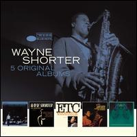 5 Original Albums - Wayne Shorter