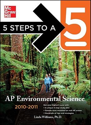 5 Steps to a 5: AP Environmental Science - Williams, Linda