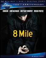 8 Mile [Universal 100th Anniversary] [2 Discs] [Includes Digital Copy] [Blu-ray/DVD] - Curtis Hanson