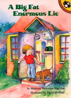 A Big Fat Enormous Lie - Sharmat, Marjorie Weinman