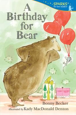 A Birthday for Bear - Becker, Bonny