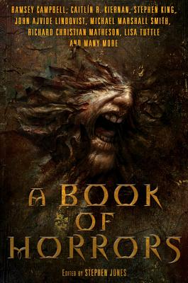 A Book of Horrors - Jones, Stephen (Editor)